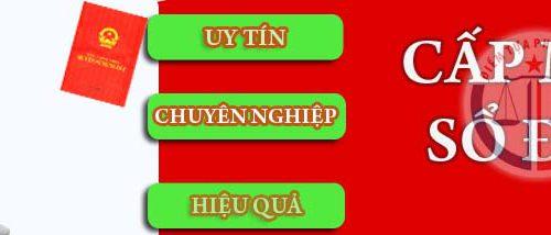 Dịch vụ xin cấp mới sổ đỏ nhà đất tại Hà Nội