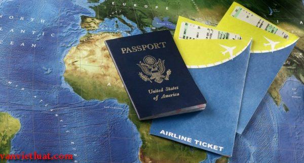 Thẻ tạm trú cho người nước ngoài