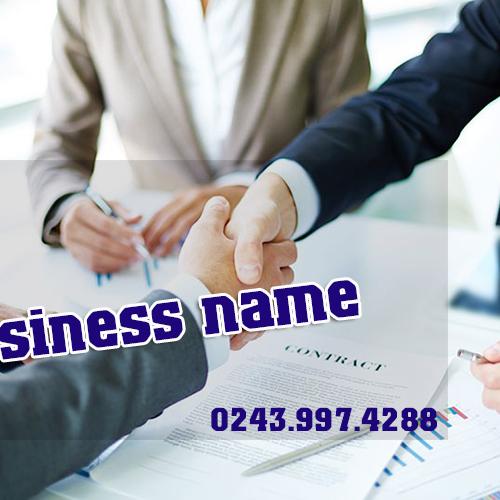 Cách đặt tên công ty như thế nào là tốt nhất?