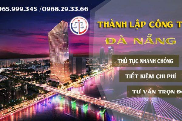 Thành lập công ty tại Đà Nẵng