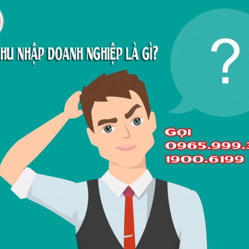 Thuế thu nhập doanh nghiệp là gì?