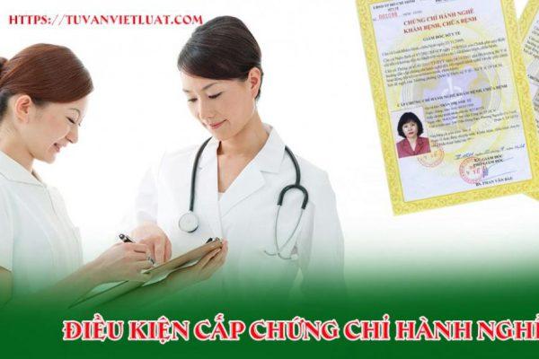 Điều kiện Cấp chứng chỉ hành nghề y sĩ