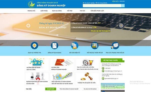 Hướng dẫn cách tra cứu nhanh ngành nghề kinh doanh theo mã số thuế