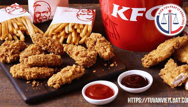 Thủ tục mở của hàng gà rán KFC