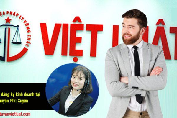Thay đổi đăng ký kinh doanh tại huyện Phú Xuyên