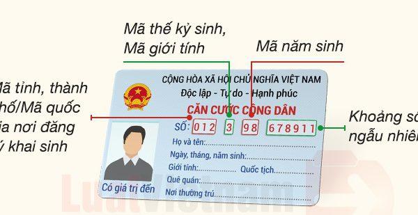 Từ tháng 7/2021, thay Sổ hộ khẩu bằng số định danh cá nhân