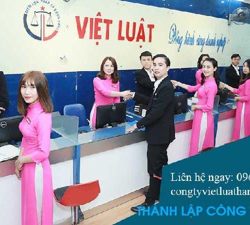 Thành lập công ty tại TP Hồ Chí Minh