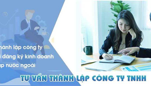 Thủ tục thành lập công ty TNHH tại Hà Nội